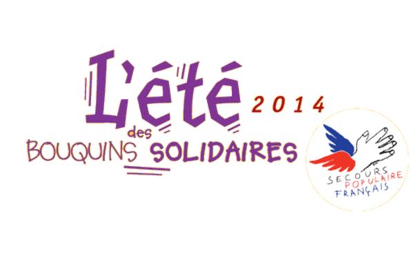 Bouquinez solidaires !