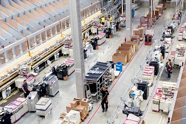 Le travail invisible des salari s des drives nvo - Carrefour drive port de bouc ...