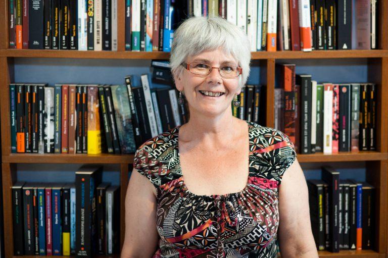 Sylviane, libraire
