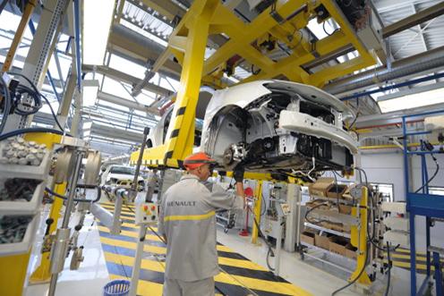 La CGT Renault refuse l'accord de compétitivité qui entérine la flexibilité