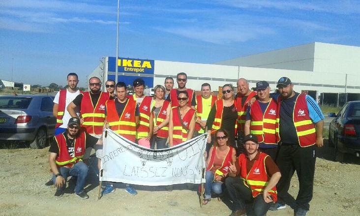 Des miettes pour les salariés d'IKEA