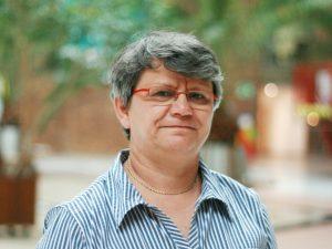 Patricia Foucher, responsable du service juridique de l'Institut national de la consommation