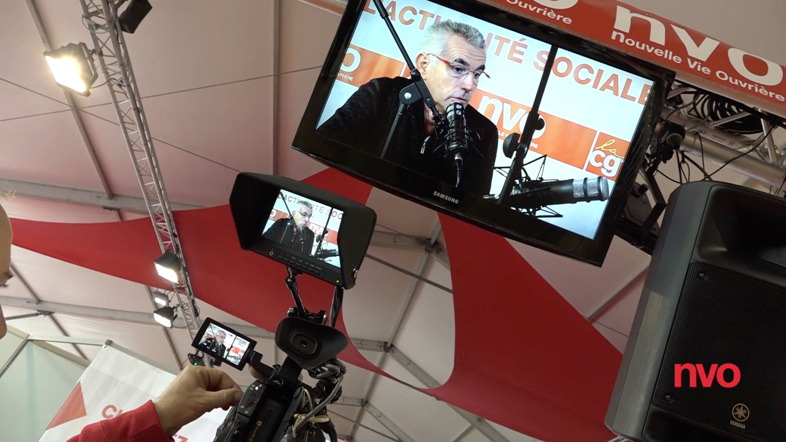 Interview de Philippe Keravec