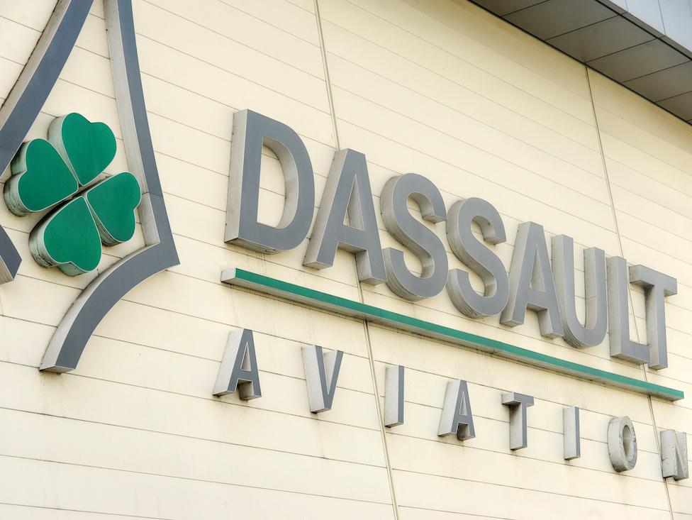 Dassault étudie une implantation d'usine grâce à la CGT