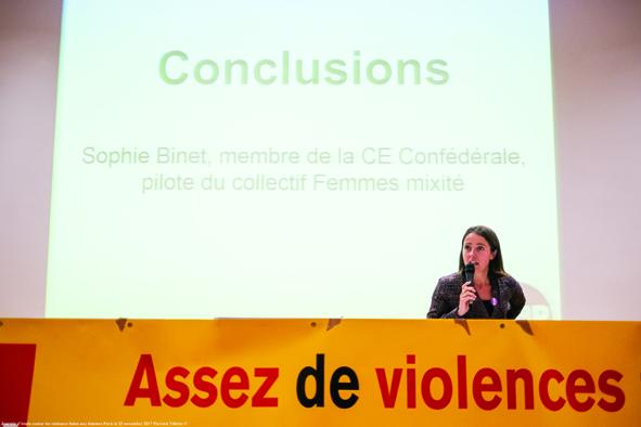 Entretien avec Sophie Binet: « L'arsenal législatif est insuffisant »