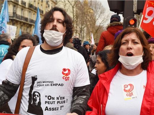 Grève dans les EHPAD : une lame de fond venue de loin