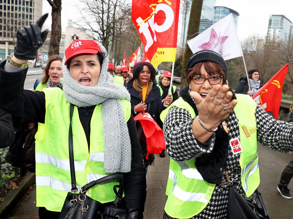 Il aura fallu trois mois de lutte, des manifestations dans quatre villes européennes, des actions en justice, pour qu'enfin, l'hôtel Holiday Inn de Clichy accepte de négocier avec les salariés de son sous-traitant Héméra, sous l'égide du préfet des Hauts de Seine, le 31 janvier 2018.