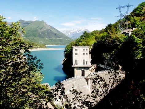 Le parc hydroélectrique français mobilisé contre la privatisation