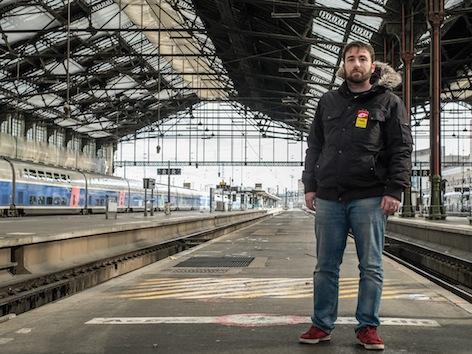 « Attaquer la SNCF est un marqueur majeur du gouvernement Macron »