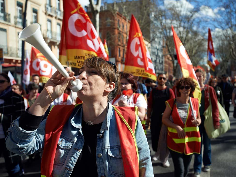 Mobilisations du 22 mars : un début de convergence ?