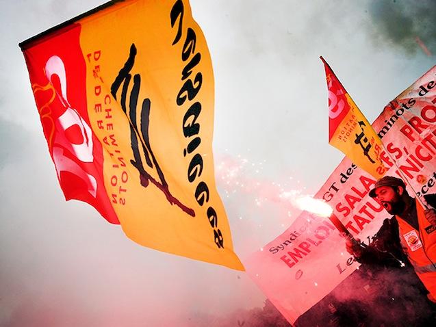 Les cheminots de Paris Gare de Lyon votent la grève pour le 12 avril