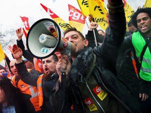 Paris –Toulouse : paroles de cheminots