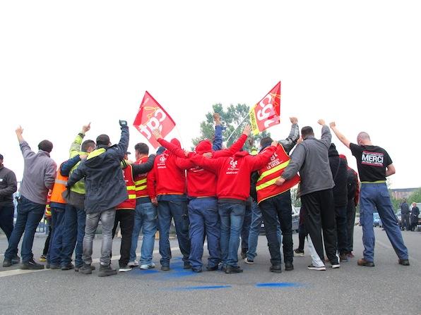 À Serval Gennevilliers, la grève d'une journée a payé