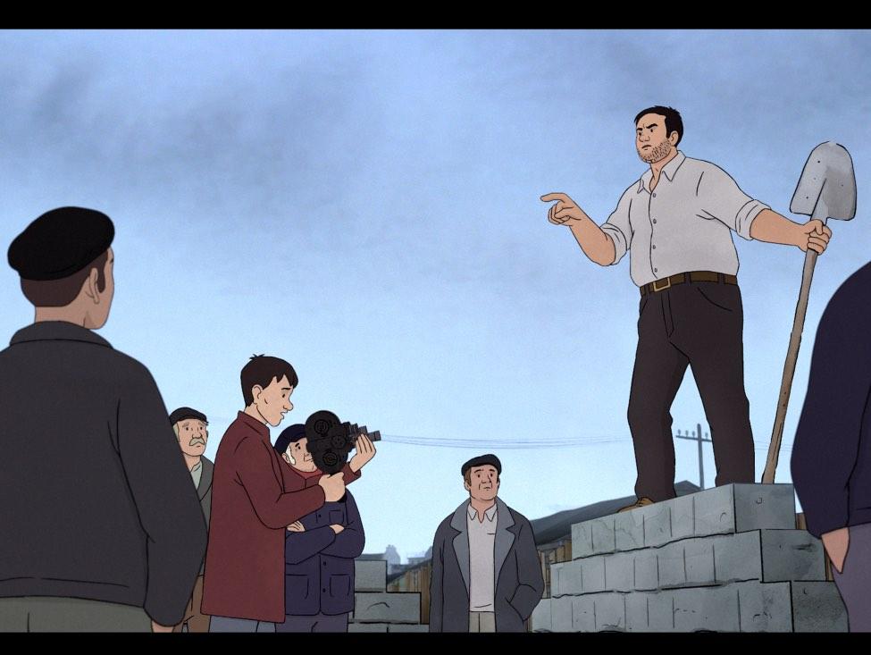 « Un homme est mort » : un dessin animé sur la CGT et les grandes manifs à Brest
