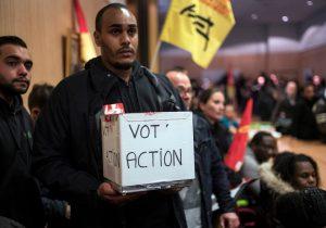 Un vote pour l'action