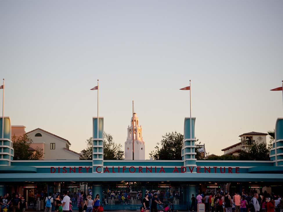 Grève pour les salaires chez Disney Californie