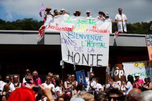 Hôpital psy du Havre : la grève arrache plus de 34 postes