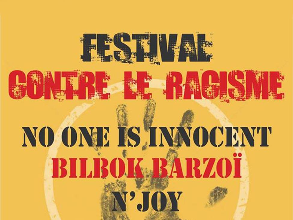Un festival de la CGT pour la solidarité antiraciste