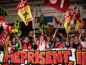 Pas d'augmentation générale des salaires pour la quatrième année à la SNCF