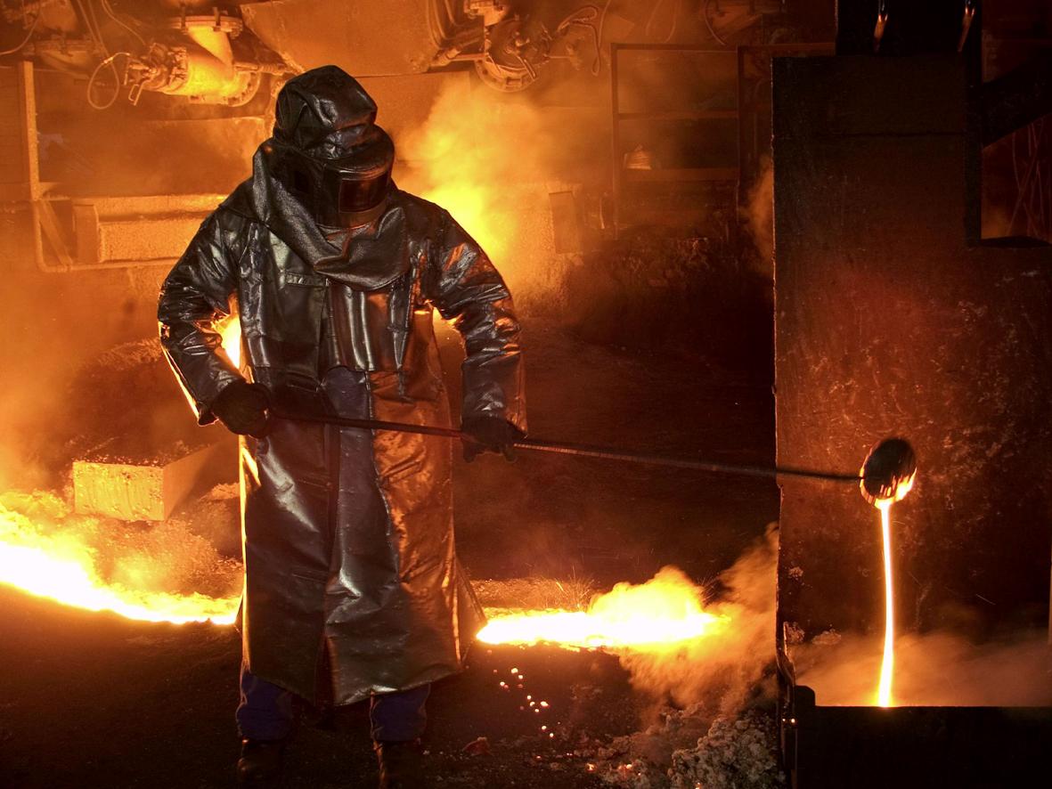 « Les emplois de demain passent par l'acier »