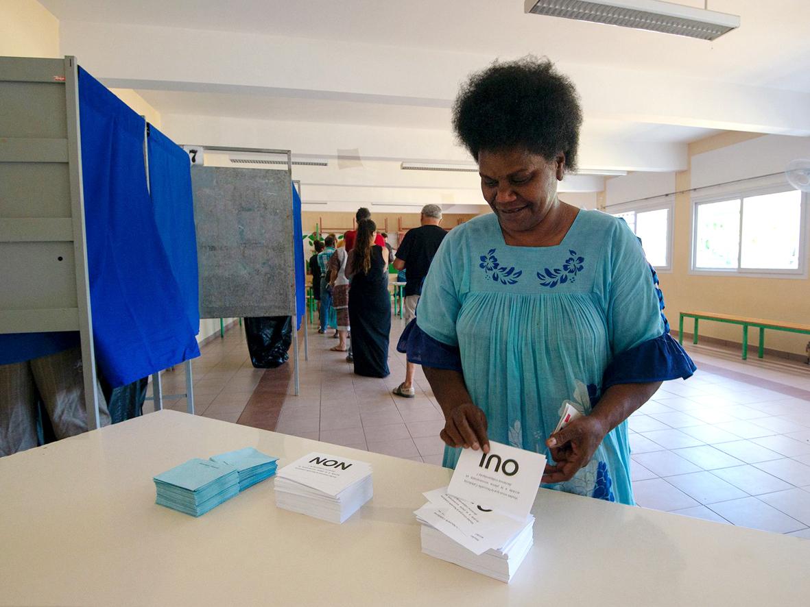 Kanaky : l'indépendance repoussée