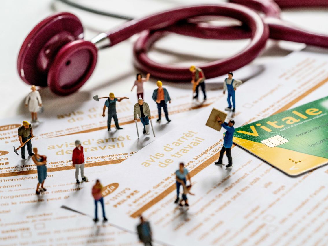 Arrêts maladie : le télétravail comme remède ?