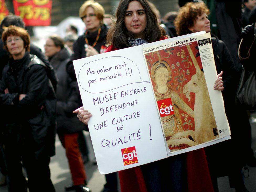 CGT Culture, une campagne tous azimuts pour les élections dans la fonction publique
