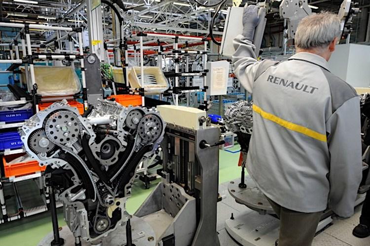 Renault : La CGT réclame une autre stratégie industrielle