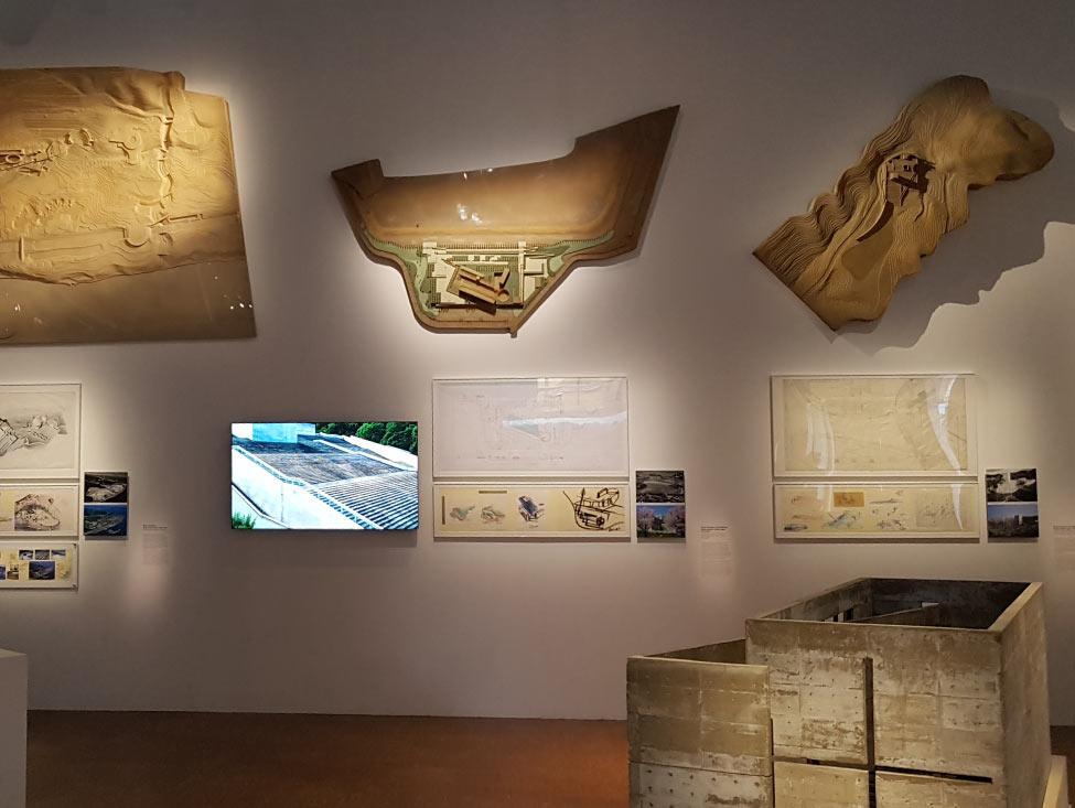 Tadao Ando, l'architecte de l'épure, s'expose au Centre Pompidou