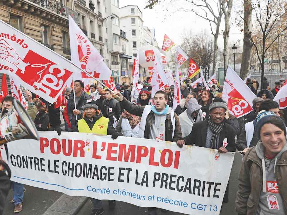 Les agents de Pôle emploi en grève pour défendre le Service public de l'emploi
