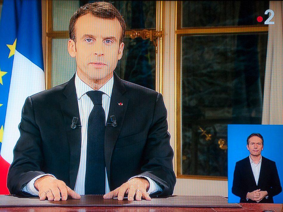 Allocution d'Emmanuel Macron : un discours de 13 minutes pour rien