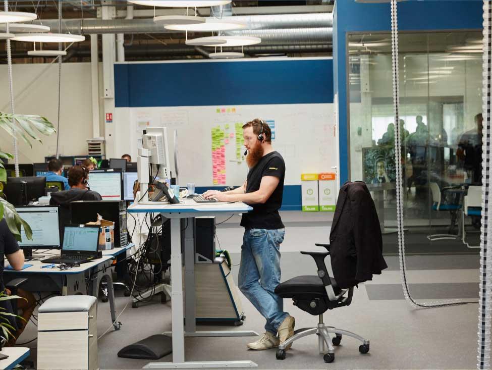 Comment optimiser les conditions de travail en open space