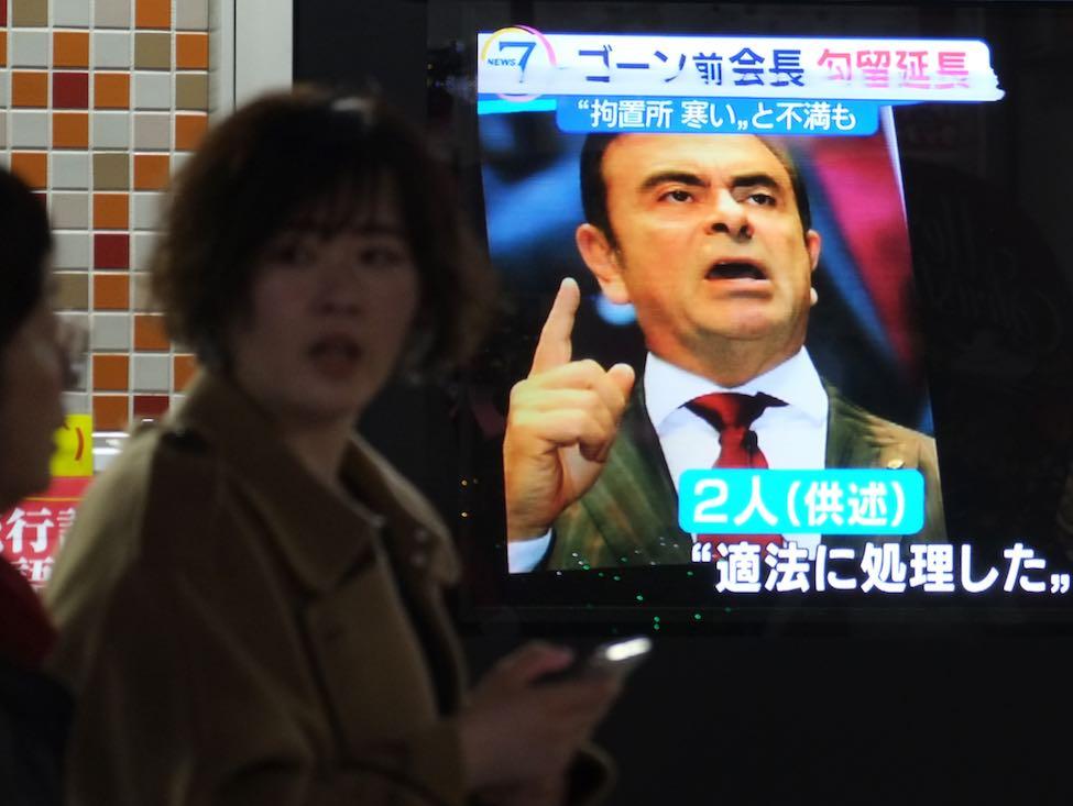 Renault : la chute du modèle Ghosn