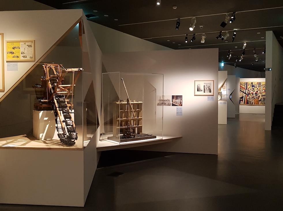 Le chantier s'expose à la Cité de l'architecture et du patrimoine