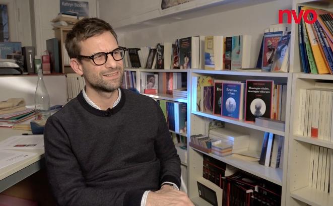 L'interview complète de Nicolas Mathieu - prix Goncourt 2018