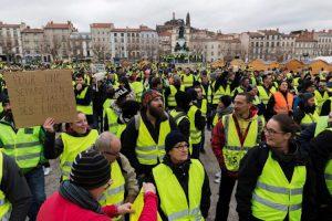 Gilets jaunes : nouvelle journée de mobilisation dans toute la France