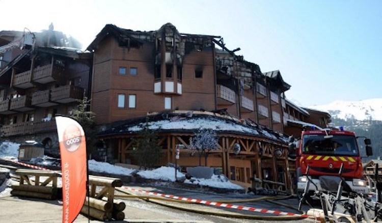 Incendie de Courchevel : la CGT dénonce les conditions de logement des saisonniers