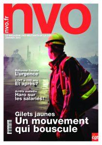 NVO 3535 - Gilets Jaunes, un mouvement qui bouscule