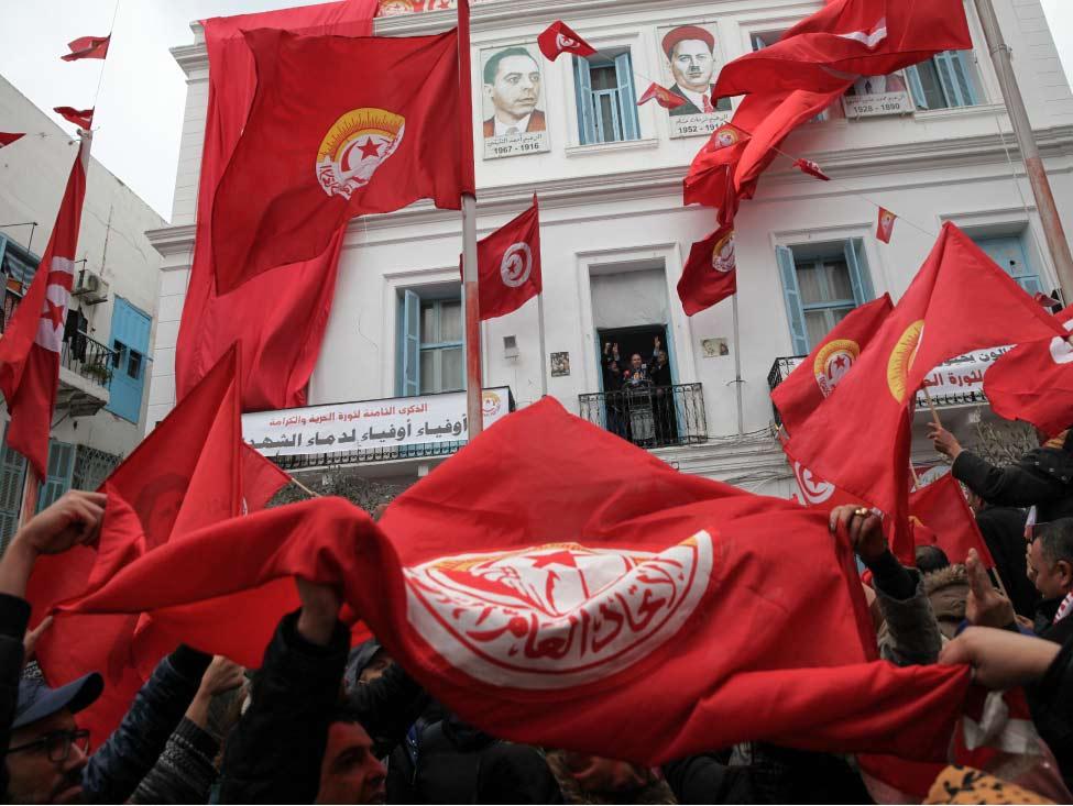Grève générale dans le secteur public parce que « la colère est partout » en Tunisie