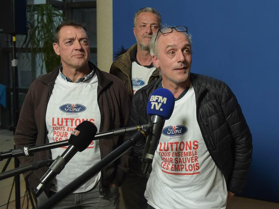 Ford Blanquefort : la CGT demande une loi anti-casseurs d'emploi pour sauver le site industriel
