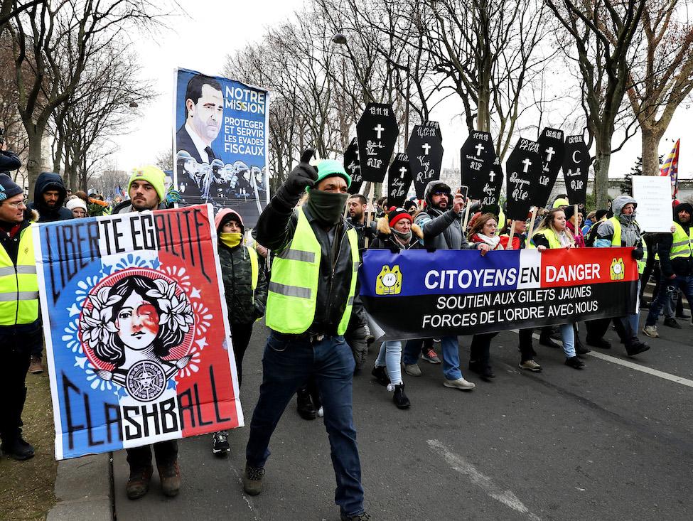 Surenchère libérale, escalade autoritaire
