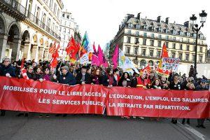 Gilets jaunes et syndicats : convergences sur le bitume