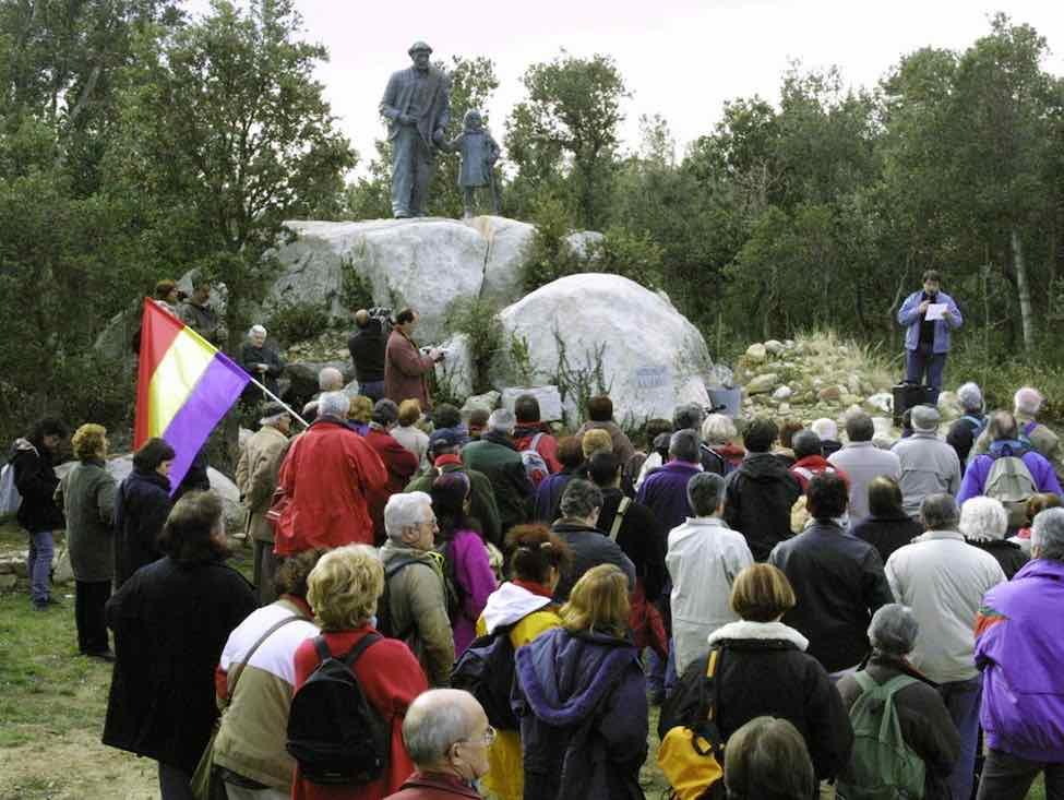 Commémoration des 80 ans de la « Retirada » : hommage aux républicains espagnols