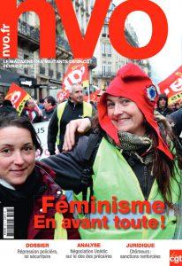 NVO 3576 - Féminisme en avant toute!