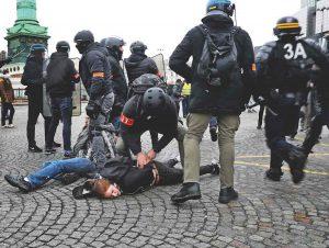« Ils veulent la casse du mouvement social »
