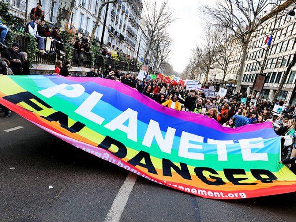 Marche(s) pour le climat : une mobilisation d'ampleur inégalée
