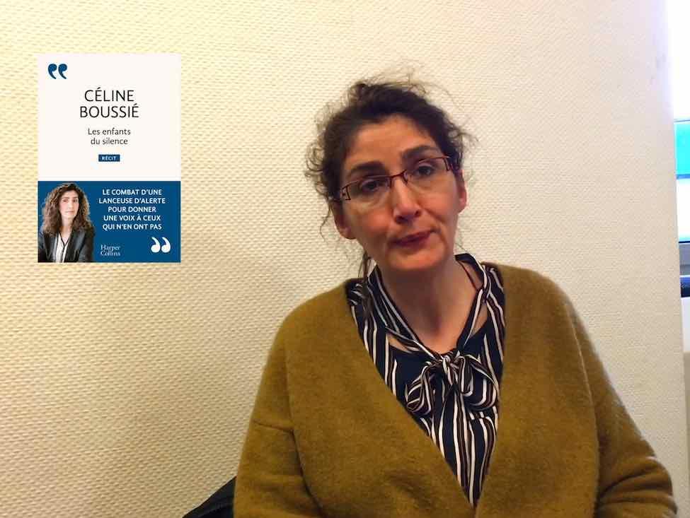 Céline Boussié, première lanceuse d'alerte relaxée en France