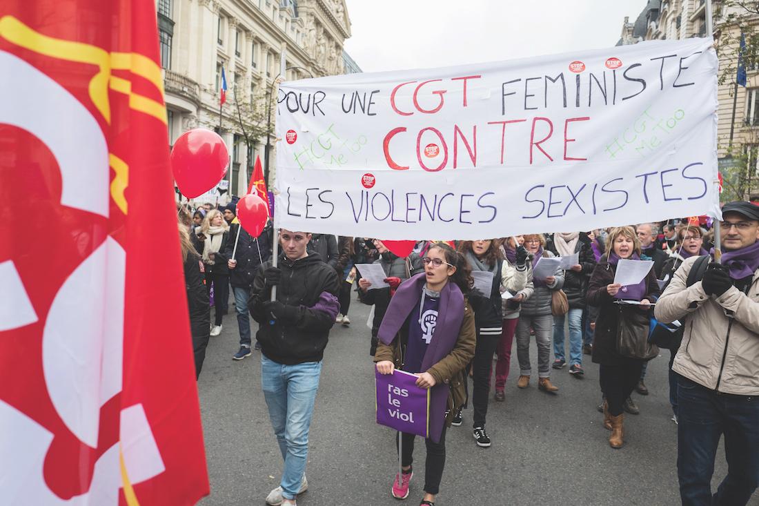 Entretien avec Raphaëlle Manière, pilote de la cellule contre la violence sexiste et sexuelle dans la CGT