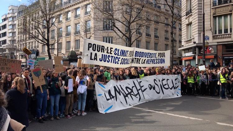 Grève des jeunes, Marche du siècle : climat et justice sociale au cœur des mobilisations