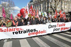 Mobilisation intersyndicale pour les salaires et le service public